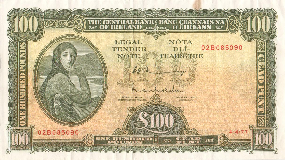 Paper Money Of The British Isles
